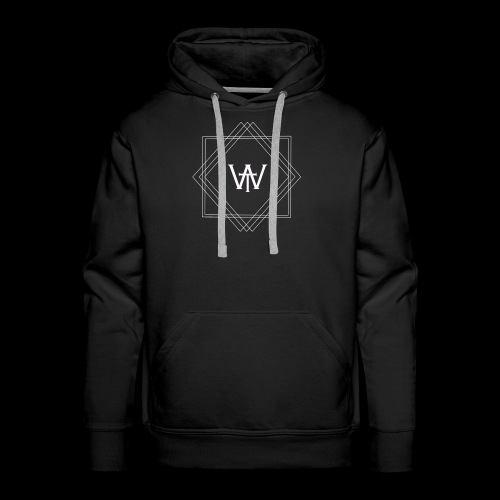 WT Logo - Men's Premium Hoodie