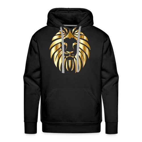 Royal Apex Lion (Limited Edition) - Men's Premium Hoodie
