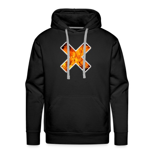 THE BURNING X - Men's Premium Hoodie