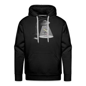 Desktop Abduction - Men's Premium Hoodie