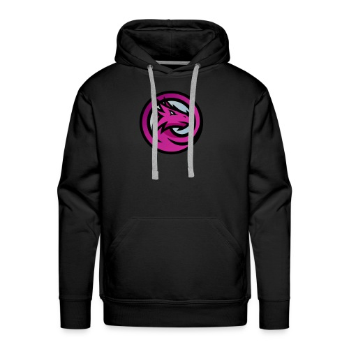 Bevos Apparel for Breast Cancer Support - Men's Premium Hoodie