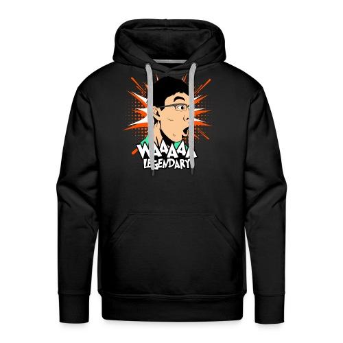 x3TheAran59 WAAAA LEGENDARY Apparel - Men's Premium Hoodie