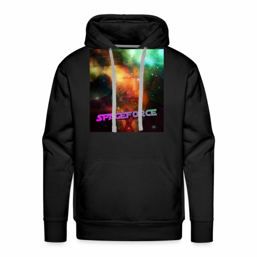 Donald Trump SpaceForce - Men's Premium Hoodie