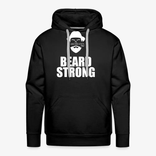 Strong Beards - Men's Premium Hoodie