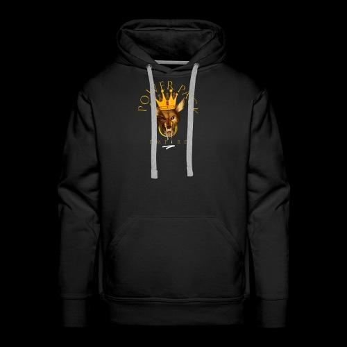 Power Pack Empire Official Logo - Men's Premium Hoodie
