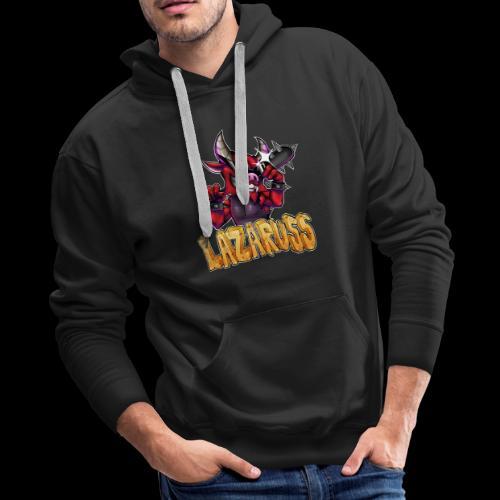 Lazaruss Logo - Men's Premium Hoodie