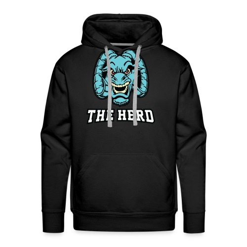 THE HERD DESIGN - Men's Premium Hoodie