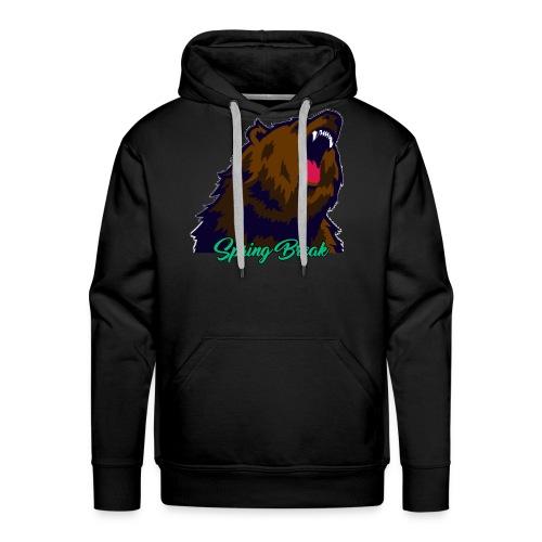 Spring Bear - Men's Premium Hoodie
