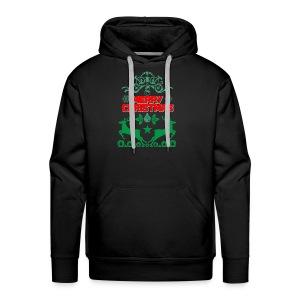 Happy Day Merry Christmas Gift - Men's Premium Hoodie