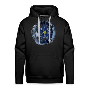 HotWheels Rim Shirt - Men's Premium Hoodie