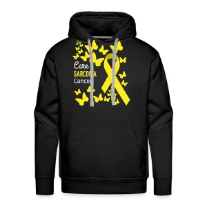 Sarcoma Cancer Awareness - Men's Premium Hoodie