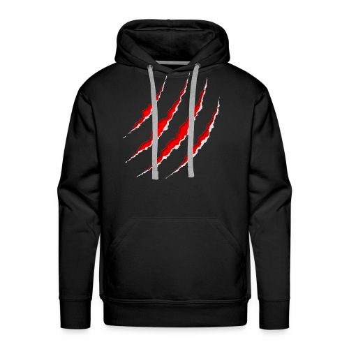 The Tiger Claw - Men's Premium Hoodie