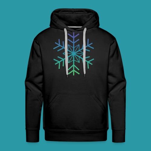 Snowflake 2.0 - Men's Premium Hoodie