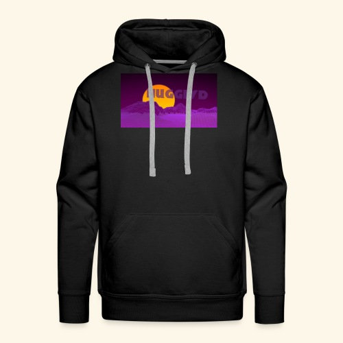 purple boy shirt - Men's Premium Hoodie