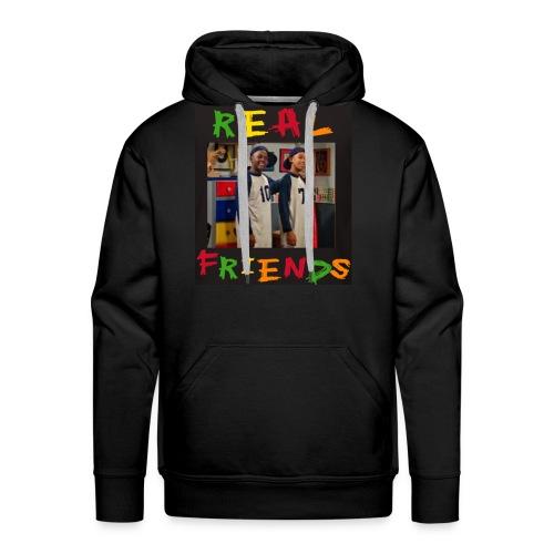 Real Friends - Men's Premium Hoodie