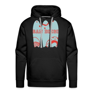 San Diego Surfs - Men's Premium Hoodie
