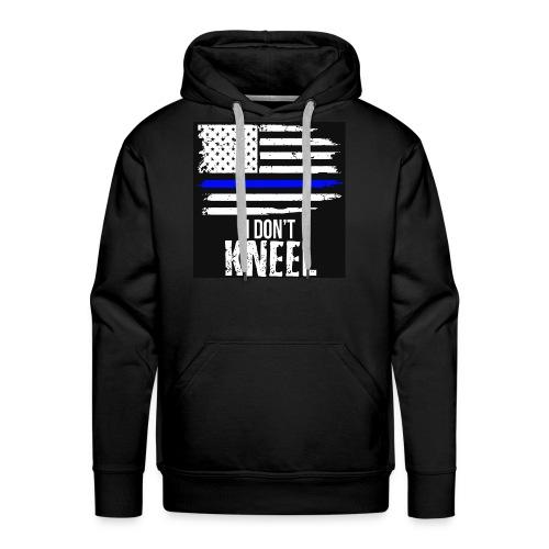 i dont knee - Men's Premium Hoodie