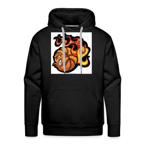 Fire Ball - Men's Premium Hoodie