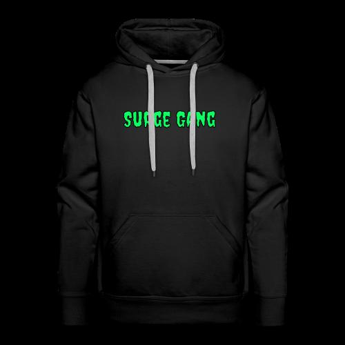 Surge Gang Slime - Men's Premium Hoodie