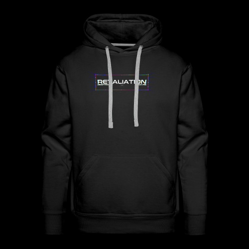 Retaliation Shirt 1 - Men's Premium Hoodie