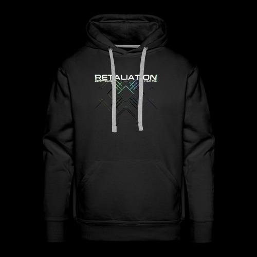 Retaliation Shirt 2 - Men's Premium Hoodie