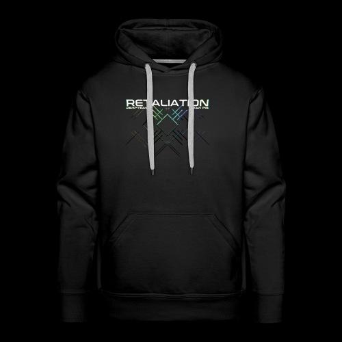 Retaliation Shirt 2 - Men's Premium Hoodie