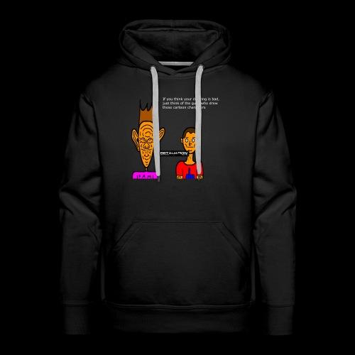 Gilburt And Rodger 1 - Men's Premium Hoodie