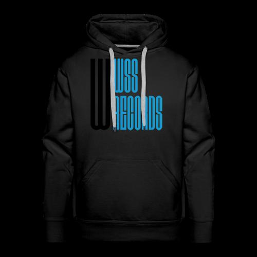 WSS Records - Men's Premium Hoodie