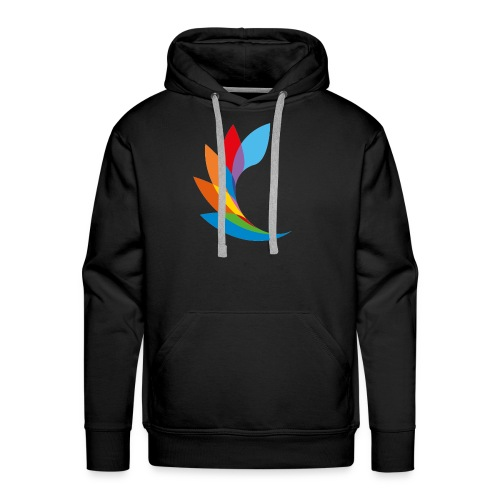 shirt color beautiful - Men's Premium Hoodie
