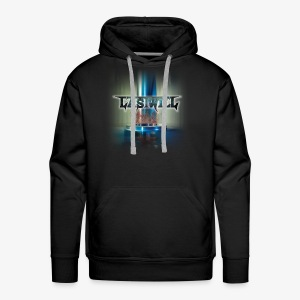 Last Will Precision Cover - Men's Premium Hoodie