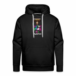 Design 2 PNG - Men's Premium Hoodie