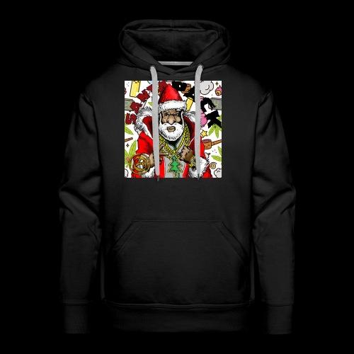 Santa Pack (Christmas Hip-Hop Gear) - Men's Premium Hoodie