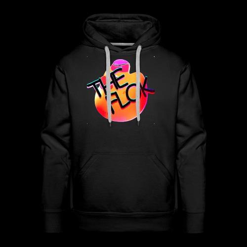 Flok OG Logo - Men's Premium Hoodie