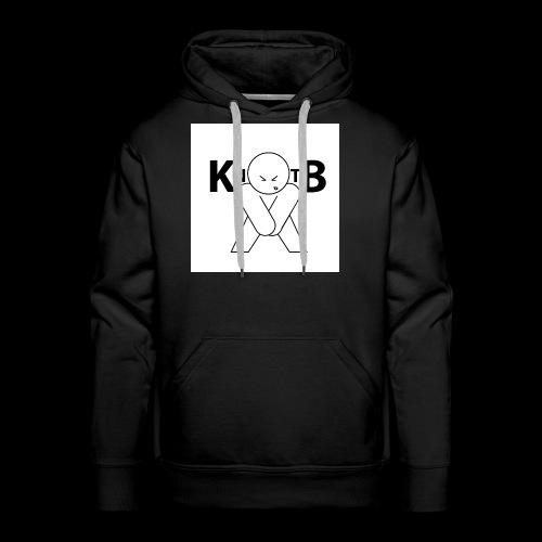 KickNtheBalls Logo - Men's Premium Hoodie