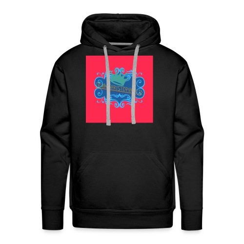 OUR OFFICIAL LOGO AS OF DECEMBER 28 2017 - Men's Premium Hoodie