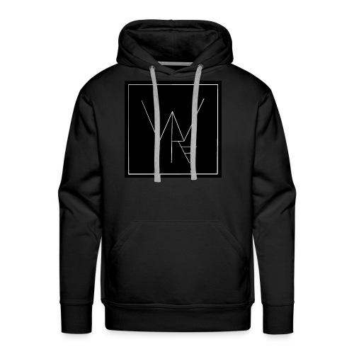 WRF Black - Men's Premium Hoodie