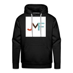 JMF Logo 1500x1500 - Men's Premium Hoodie