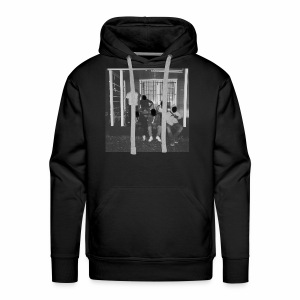 The Block Tee - Men's Premium Hoodie