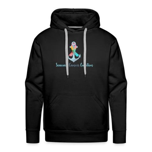 Seacoast Cancer Coalition Launch - Men's Premium Hoodie