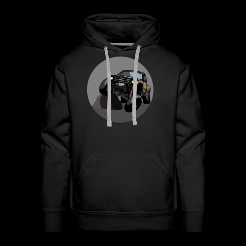 The Jalopy Circle - Men's Premium Hoodie