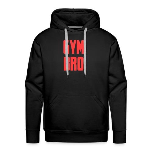 Gym bro - Men's Premium Hoodie