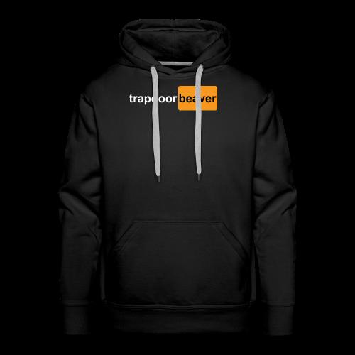 trapdoorbeaver hub - Men's Premium Hoodie