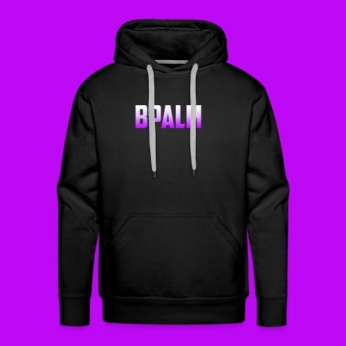 Original BPalm Logo - Men's Premium Hoodie