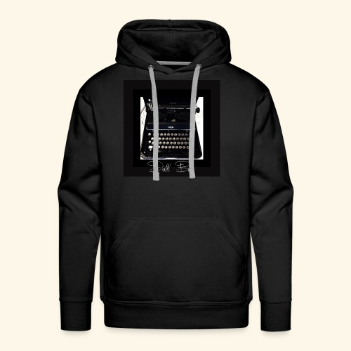Not the Type - Men's Premium Hoodie