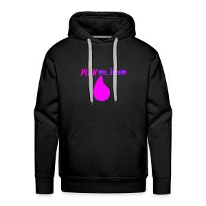 pink elixir 1st design - Men's Premium Hoodie