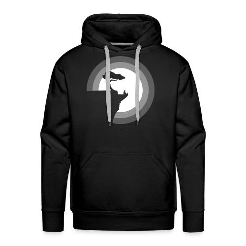 Digital Nomad - Men's Premium Hoodie