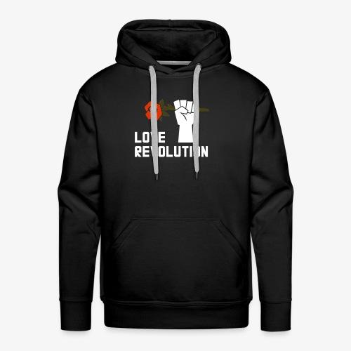 Love Revolution - Men's Premium Hoodie