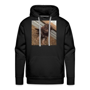 Kimber the dog - Men's Premium Hoodie