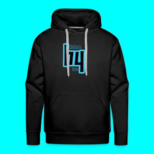 Original Hardcore 4 Design - Men's Premium Hoodie