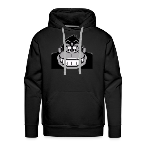 Monkey boss - Men's Premium Hoodie